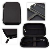 caseroxx GPS-Tasche für Garmin dezl 780 LMT-D in schwarz aus Kunstleder