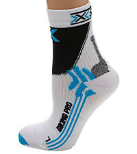 X-SOCKS Chaussettes equilibrate Sneaker Blanc 37//38
