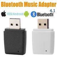 USB Bluetooth 4.1 Adapter Music Audio Receiver Transmitter Wireless Adapters