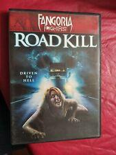Fangoria FrightFest: Road Kill (Dvd, 2010) (Checked)!