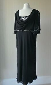 SALE!!! Ladies Evening Dress by Quintesse at Frank Usher - UK22 Style no. QP115