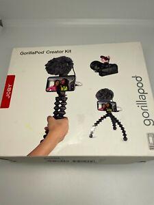 JOBY GorillaPod Creator Kit for iPhone Samsung LG Pixel HTC Moto Digital Camera