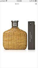 NEW 3 Pc Mens John Varvatos VINTAGE Cologne Gift Set 4.2 oz With Travel Spray