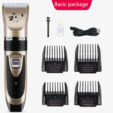 Hika Pet Hair Shaver Clipper for Dog Cat and Other Pets Hair Pusher Electric