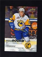 2018-19 18-19 UD Upper Deck CHL Star Rookie #345 Kyle Crnkovic RC