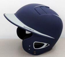 New Boombah Deflector Batting Helmet Adult One Size Navy Gray BBHD2