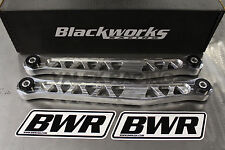 Blackworks BWR Rear Lower Control Arms LCA 94-97 Honda Accord POLISHED