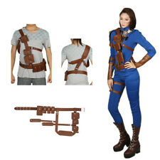 xcoser fallout 4 halloween sole survivor belt strap cosplay costume accessoriy