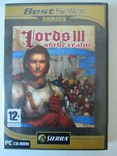PC-CD ROM LORDS III OF THE REALM   GAME