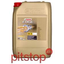 20 Liter Original CASTROL EDGE TITANIUM FST 5W-30 C3 MB-Freigabe 229.31 229.51