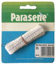 "Paraffin Heater Wick. Anti-frost Parasene 586 or Apollo spare wicks, 0.7"" width"