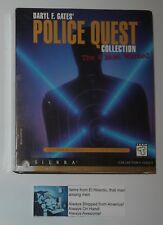 Police Quest Collection Series: The 4 Most Wanted (Windows PC) BRAND NEW SEALED!