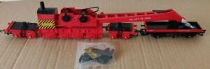Hornby Breakdown Crane for Spares Only (00 Gauge)