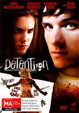 Detention - Horror / Comedy - NEW DVD