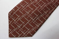 BASILE men's silk neck tie made in Italy