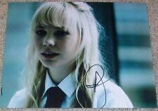 ADELAIDE CLEMENS SIGNED SILENT HILL REVELATION 8x10 PHOTO wEXACT PROOF AUTOGRAPH