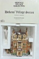 Dept 56 Dickens Village Dursley Manor - 58329 - Never Displayed