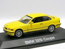 Schuco 1:43 BMW 325i Coupé gelb  # 04062