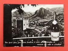 Colli Euganei Roccapendice Padova vino Moscato wine vecchia cartolina