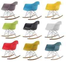 Plastic Modern Rocking Chairs