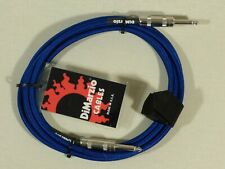 Dimarzio BLUE 3m 10 Foot Guitar Bass Quality Instrument Cable Lead USA Made