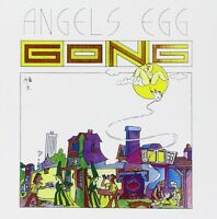 GONG - ANGEL'S EGG (ORIG. REC. REMASTERED) CD 18 TRACKS PROGRESSIVE ART ROCK NEW
