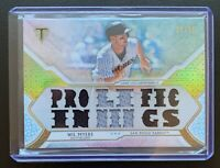 2018 Topps Triple Threads WIL MYERS Jersey Patch Relic Combo Card SP /;36