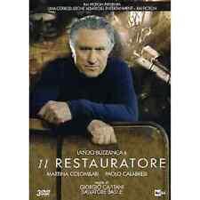 Dvd Il Restauratore (2013) (Box 3 Dvd 12 Episodi) - Serie Tv Rai Eri ......NUOVO