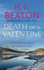 M C Beaton __ Death De A Valentine__ Tout Neuf __ Livraison Gratuite Ru