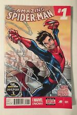 The Amazing Spider-Man # 1 NM Cindy Moon (Silk) 1st Appearance Marvel !!!