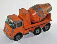 Matchbox Lesney Kingsize No13 Ready Mix Concrete Truck Diecast Model A12