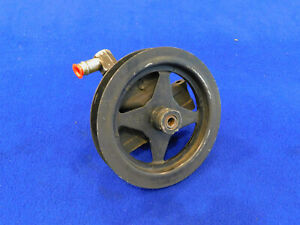 99 00 01 02 03 04 Ford Mustang 4.6L OEM Power Steering Pump Take Out Good P32