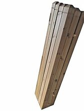 Decking Newel Posts  Patrice Square 1.8m (6ft) Tall, 83mm x 83mm Wide