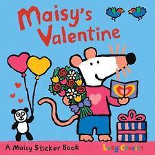 Maisy's Valentine Sticker Book by Cousins, Lucy