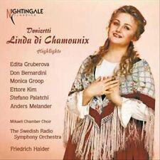 Donizetti: Linda di Chamounix - Highlights / Gruberova, etc by Edita Gruberova (