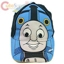 Thomas Tank Engine Baseball Cap Adjustable Kids Hat  Thomas Big Face Canvas