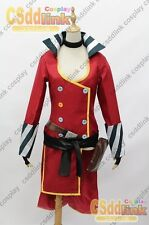 Borderlands 2 Mad Moxxi Cosplay Costume red version with socks