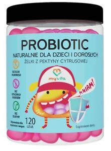 MyVita Kids Probiotic ,Bifidobacterium Lactis,Lactobacillus Rhamnosus, FREE P&P