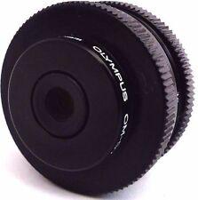 Olympus Zuiko OM 20 mm F3.5 Lente Macro Fuelle.