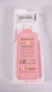 Bego BegoSol HE Anmischflüssigkeit für BEGO-Einbettmassen 1 Liter, Dental