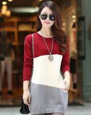 Assymetric Dress (Red)