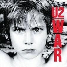 "U2 ""WAR"" CD RE-RELEASE REMASTERED NEUWARE"