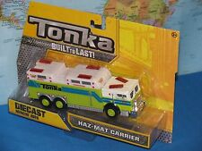Tonka Haz-mat Carrier Diecast Rescue Rigs 2016 Hasbro