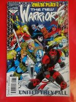 new warriors   #46 nice Marvel comics Comic book