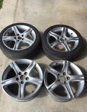 Lexus Toyota IS200 IS300 Alloy Wheels 17in