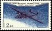 "FRANCE TIMBRE STAMP POSTE AERIENNE YVERT N° 38 "" NORATLAS 2F "" NEUF xx LUXE"