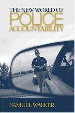The New World of Police Accountability-ExLibrary