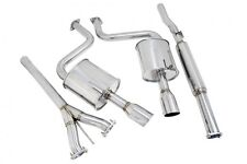 Megan Stainless Dual Tip OE-RS Catback Exhaust Muffler Fits Maxima 09-14