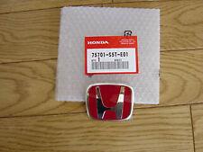 Honda S2000 S2K Genuine REAR EMBLEM 75701-S2A-000Z F/S