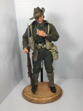 1/6 BBI AUSTRALIAN ARMY INFANTRY NEW GUINEA ENFIELD+OAK STAND DRAGON DID 21 WW2